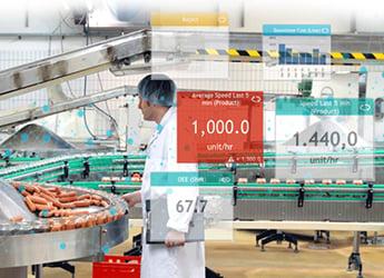 IoT food industry