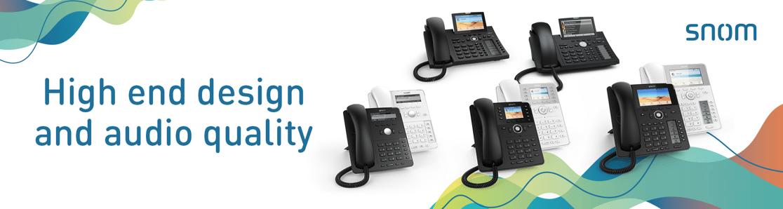 Snom Phones-1