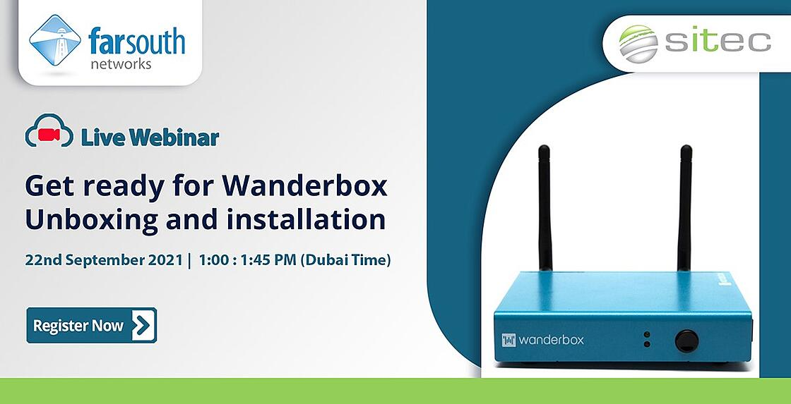 Wonderbox unboxing and installation