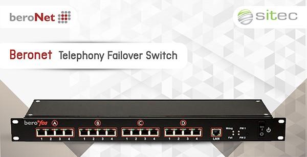 beronet failover switch